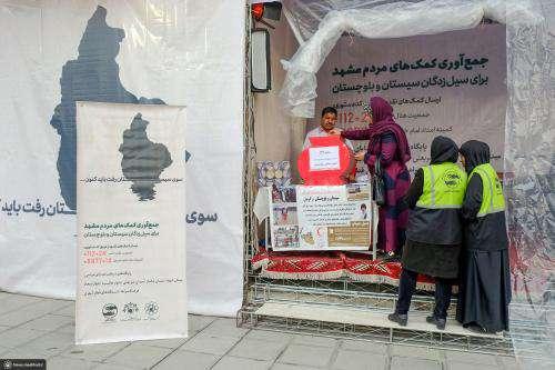 موج مهربانی شهروندان مشهدی برای یاری رساندن به مردمان دیار رستم
