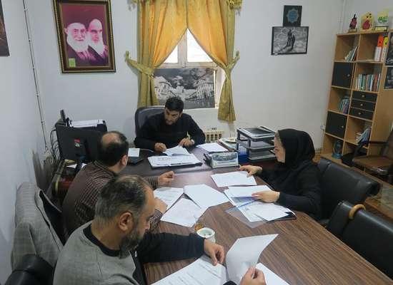 نخستین نشست برنامه ریزی برگزاری جام فجر ((ویژه شهروندان رشت )) درآستانه یوم الله 22بهمن ماه برگزارشد