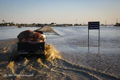پیش بینی پایان دوره خشکسالی در ایران / بارندگیها تا اواخر فروردین تداوم دارد