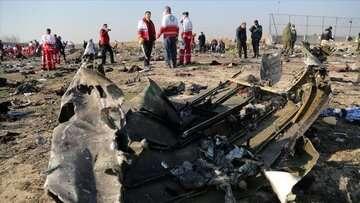 دومین گزارش سانحه سقوط هواپیمای اوکراینی منتشر شد