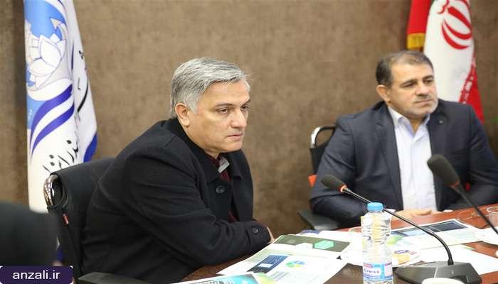 جلسه تدقیق محتوا و فرآیند طرح محله بندی در شهرداري بندرانزلي برگزار شد