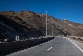 آمادگی برای افتتاح آزادراه تهران – شمال/ صرفهجویی سالانه ۸۴ میلیون لیتری بنزین