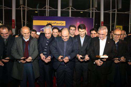 بیستمین نمایشگاه کامپیوتر و نهمین نمایشگاه تخصصی شهر هوشمند افتتاح شد