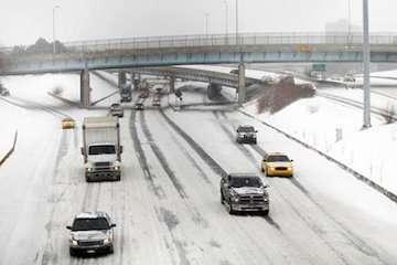 بشنوید | ممنوعیت تردد در ۱۰ محور به دلیل مداخلات جوی/ محدودیتهای ترافیکی دوم تا پنجم بهمنماه ۹۸