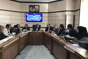 کمیسیون ماده پنج شهر اسفراین چهارشنبه 2 بهمن 98