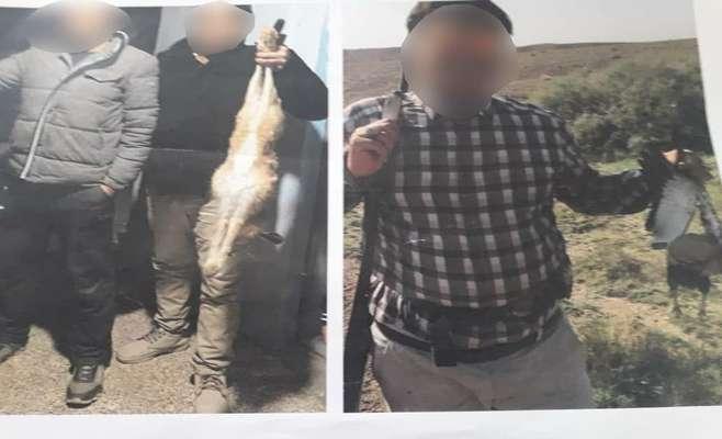 فضای مجازی دست شکارچی غیرقانونی را در دست قانون گذاشت