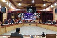 هفتاد و هفتمین جلسه کمیسیون خدمات شهری شورای شهر اهواز برگزار شد