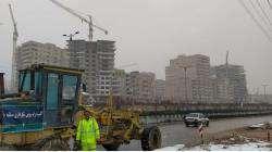 آمادگی شهرداری های مناطق یک، ۶ و ۱۰ شیراز برای مواجه با برف