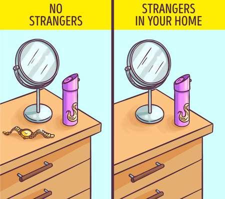 روش های جلوگیری از سرقت از خانه