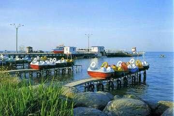 ساخت اسکله تفریحی در سواحل مازندران به مرحله اجرایی رسید