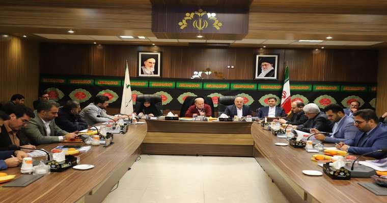یکصد و بیست و پنجمین جلسه شورای اسلامی شهر رشت