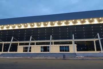 بازدید وزیر راه و شهرسازی از ترمینال جدید فرودگاه گرگان