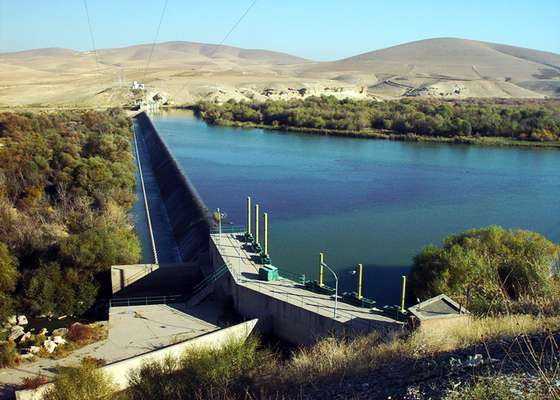 آخرین وضعیت سدهای آذربایجان غربی/کاهش 19.5 درصدی حجم مخازن