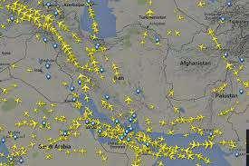 پرواز نکردن از آسمان ایران برای خارجیها مقرون به صرفه نیست