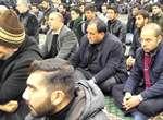 """حضور شهردار ارومیه در ويژه برنامه """"عزاي مادر حسين"""" بمناسبت ایام فاطمیه"""