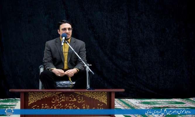 """مراسم """"در محضر قرآن"""" با حضور قاری بین المللی حمید شاکرنژاد"""