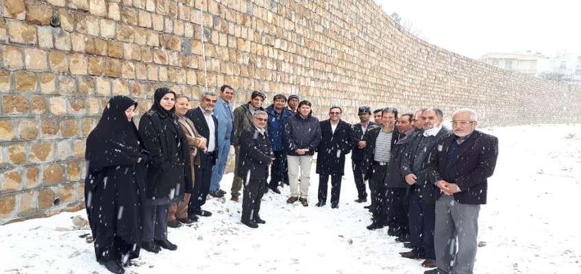 ناظر شورای شهر شیراز در منطقه ده: ۱۸ پروژه مهم در منطقه ۱۰ تا پایان سال کلنگزنی یا افتتاح میشود
