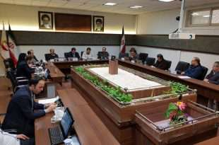 یکصدو سی و دومین جلسه رسمی شورای اسلامی شهر بجنورد بصورت فوق العاده با حضور شهردار بجنورد برگزار گردید.