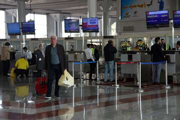 سازمان هواپیمایی:مسافری به دلیل «کرونا» قرنطینه نشده است