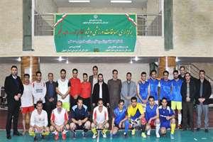 برگزاري مسابقات متنوع ورزشي در راه وشهرسازي استان اصفهان
