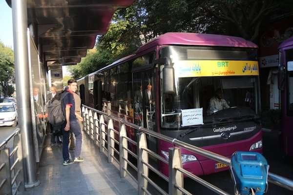 اتوبوسرانی تبریز در بین کلانشهرها وضعیت مناسبی دارد/ ضرورت نوسازی ناوگان