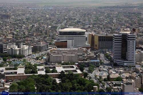 هسته مرکزی شهر کانون سرمایه گذاری اقامتی، درمانی و گردشگری