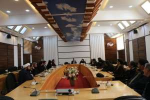 تشکیل جلسه ستادخدمات سفرشهرستان تفرش