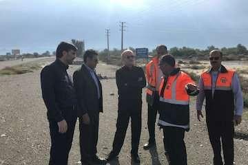 ماشینآلات و تجهیزات جدید به استان هرمزگان اعزام میشود/ احداث پل موقت ۴۵ متری بر روی رودخانه جگین