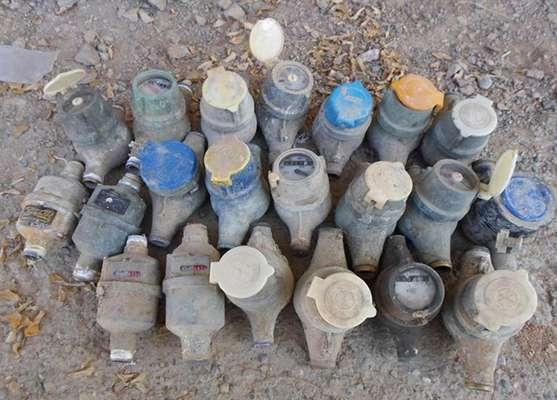 تعويض بيش از 2100 فقره كنتور معيوب در اروميه