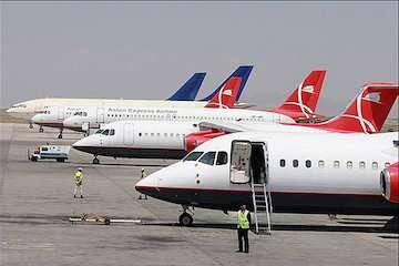 آتش گرفتن موتور پرواز گرگان-تهران تکذیب میشود/ خلبان از پرواز منصرف شد