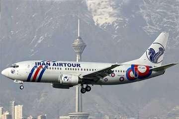 توضیحات ایران ایرتور درباره پرواز ۹۷۱۶ تهران - استانبول