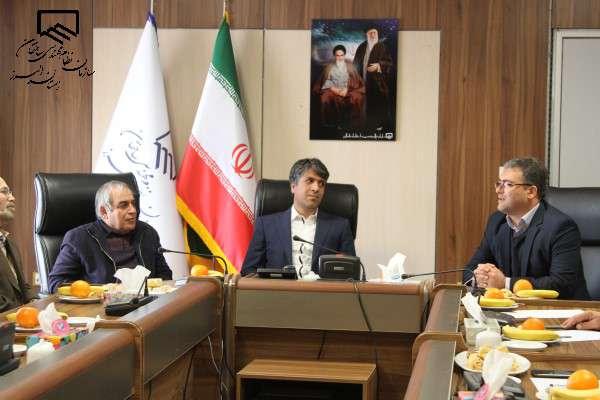 گزارش تحلیلی نشست تخصصی اعضای شورای اسلامی شهر کرج با اعضای هیات مدیره سازمان