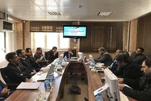 چهارمین جلسه شورای هماهنگی امور راه و شهرسازی استان خراسان شمالی برگزار شد