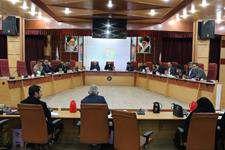 هشتادمین  کمیسیون فرهنگی ،اجتماعی،امور ورزش و جوانان شورای شهر اهواز برگزار شد