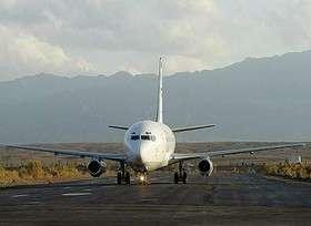 زمینگیر شدن پرواز گرگان به تهران