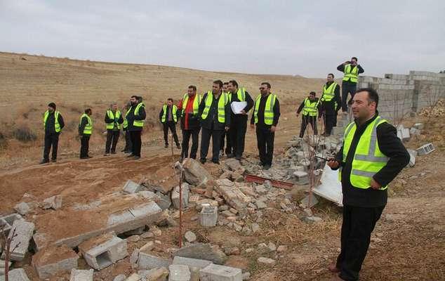 مروری بر اقدامات شهرداری تبریز در مقابله با ساخت و ساز غیرمجاز