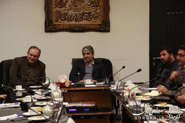 عملی شدن کمک مالی استاندار گلستان به تیم بسکتبال شهرداری گرگان