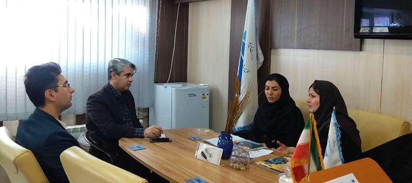 برگزاری جلسه هماهنگی اجرای گسترش سواد آبی