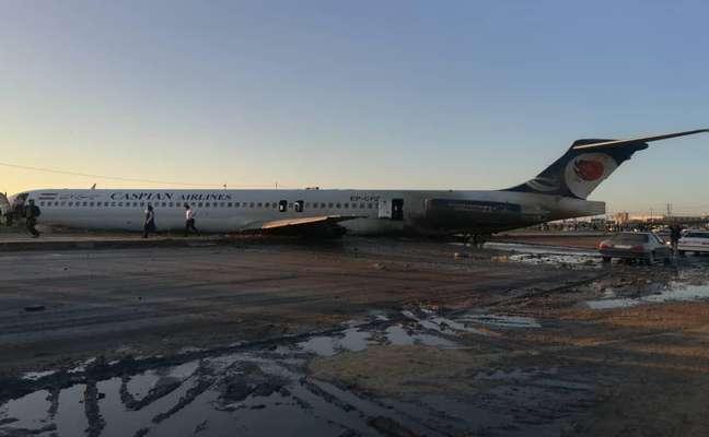 آخرین جزئیات از خارج شدن هواپیما تهران-ماهشهر