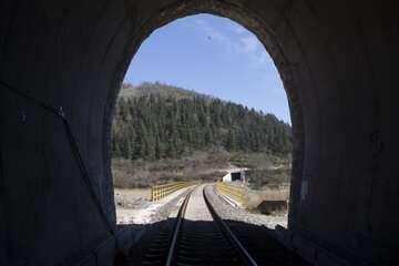 معاون وزیر راه: ۹۷۰ کیلومتر خط آهن به بهره برداری رسید