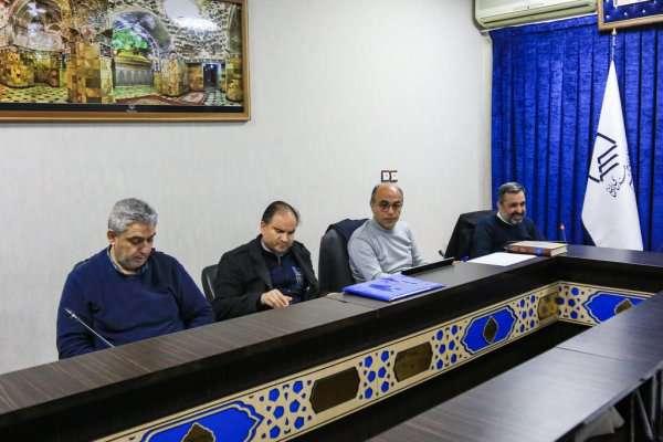 هیئت رئیسه کارگروه ترویج و پایش اخلاق حرفه ای استان قم مشخص شد