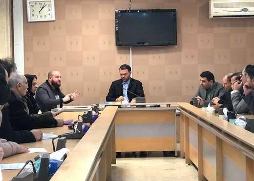 برگزاری دیدار مردمی با حضور سرپرست معاونت مالی و اقتصادی شهرداری منطقه۴ تبریز