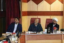 صد و نهمین جلسه کمیسیون برنامه و بودجه شورای شهر اهواز برگزار شد