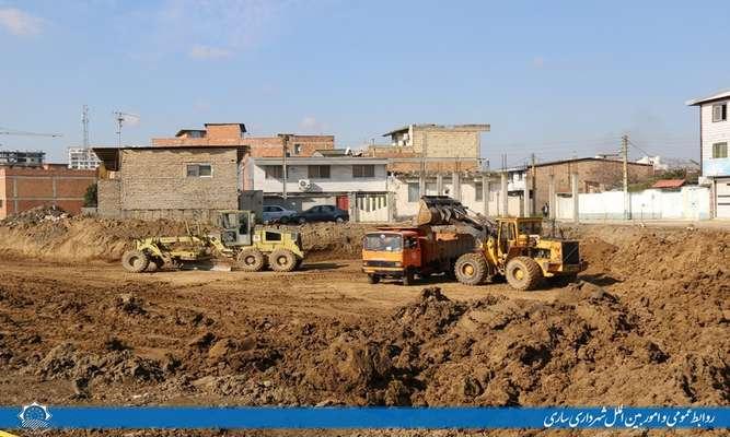روند بازگشایی مسیر پل کابلی شهید رنجبر تا پل های شهید نوری