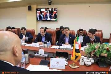 نشست کمیته مشترک همکاری های بندری و دریایی ایران و سوریه برگزار شد/ عزم تهران و دمشق برای گسترش همکاریهای فنی و آموزش های دریایی