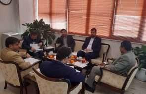 بررسی وضعیت آب شرب روستاهای فیروزه