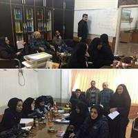 برگزاری دوره آموزشی کاربران دفاتر پیشخوان دولت در آبفای آبادان