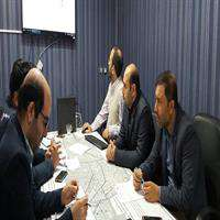 جلسه هماهنگی و رفع مشکلات GIS آب و فاضلاب منطقه اندیمشک برگزار شد