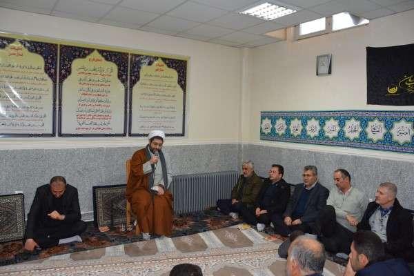 برگزاری مراسم شهادت حضرت صدیقه کبری در امور ارومیه