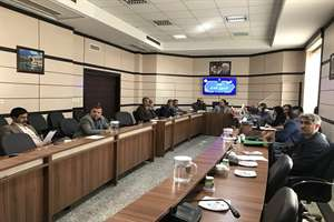 جلسات فشرده کمیسیون ماده پنج 6 شهر استان خراسان شمالی